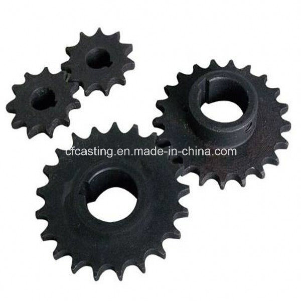 Chain Sprocket Carbon Steel Gear Wheel