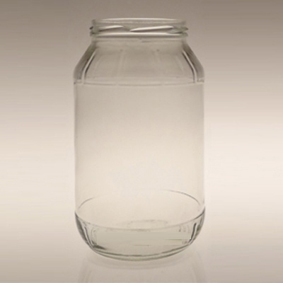 Canned Glass Food Jar (XG1270-6855)