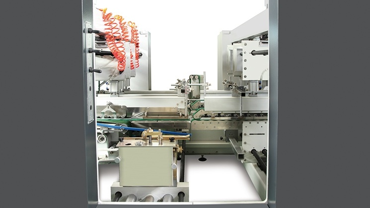 Automatic High Speed Carton Folder Gluer