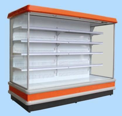 Refrigerated Multideck Showcase for Supermarket