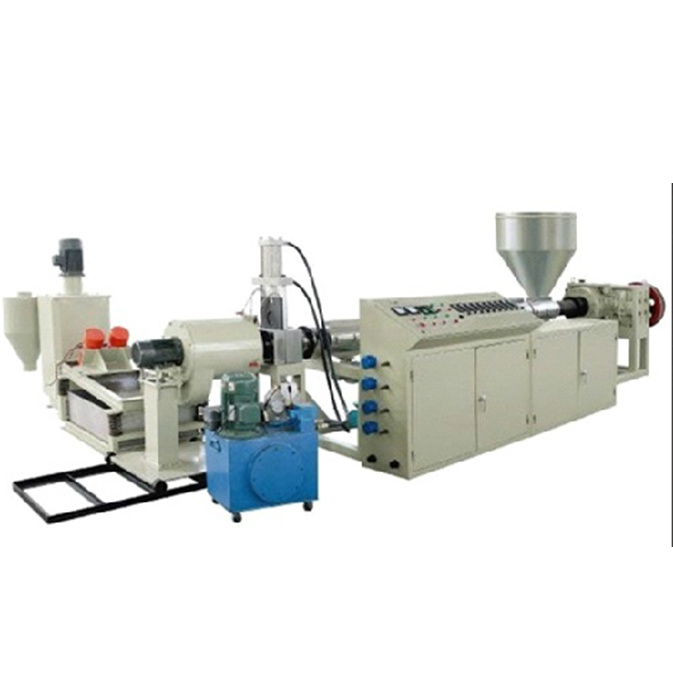 Power Wire Making Cable Extrusion Machine Line