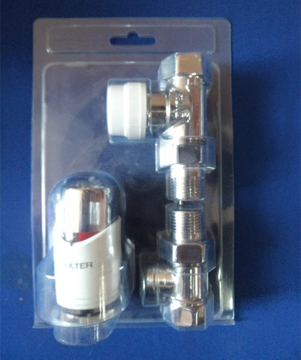 Clear Plastic Packing Box for Thermostatic Valve (JG_15)