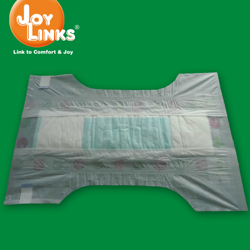 Packed in Clear OPP Bags Disposable Baby Napkin