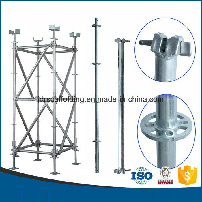 Ringlock Scaffold System