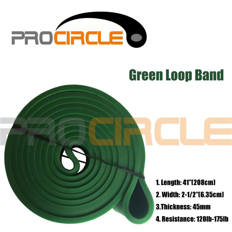Crossfit Gym Resistance Bands (PC-RB1007-1012)