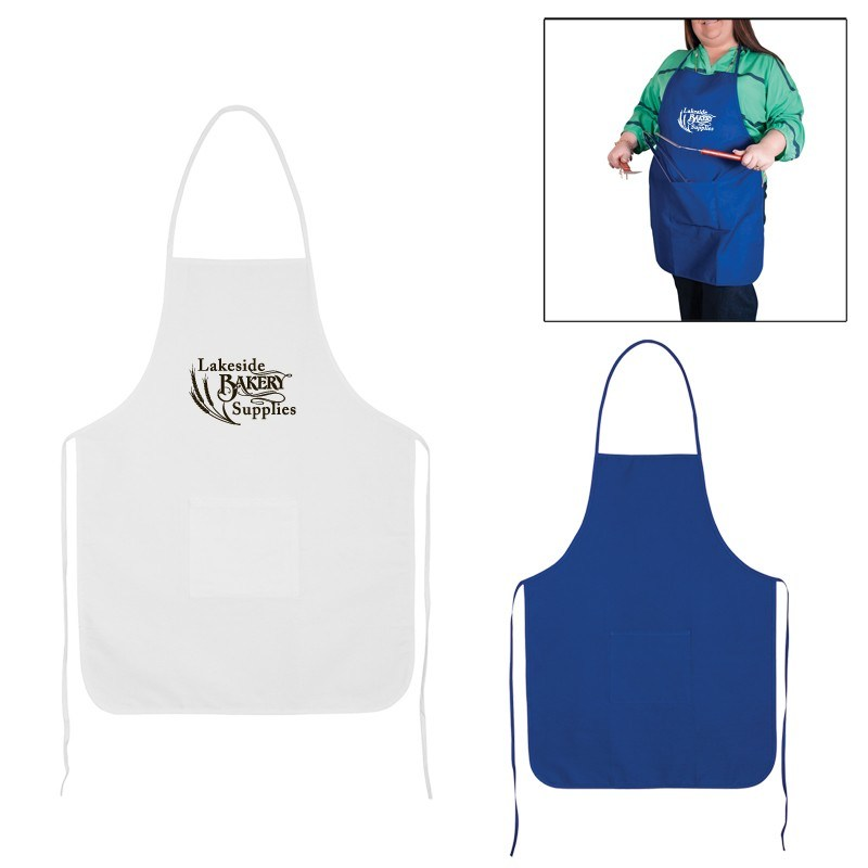 100% Cotton Full Size Apron (HW007)