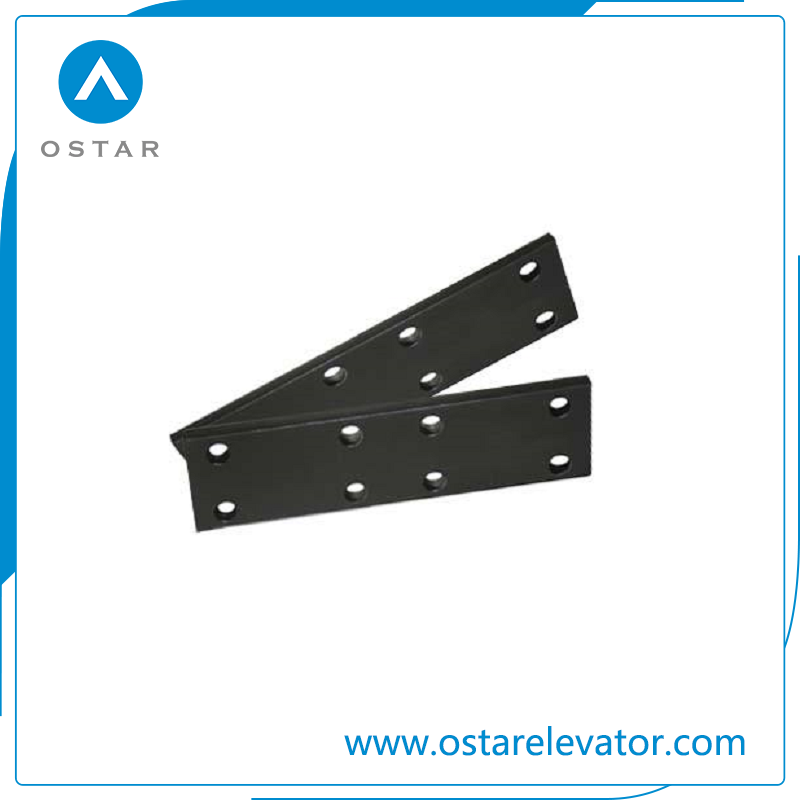 Lift Components Elevator Guide Rail Fishplate with Best Price (OS22)