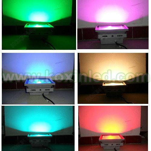 30w 60w color changing rgb led flood light china 60w led rgb led. Black Bedroom Furniture Sets. Home Design Ideas