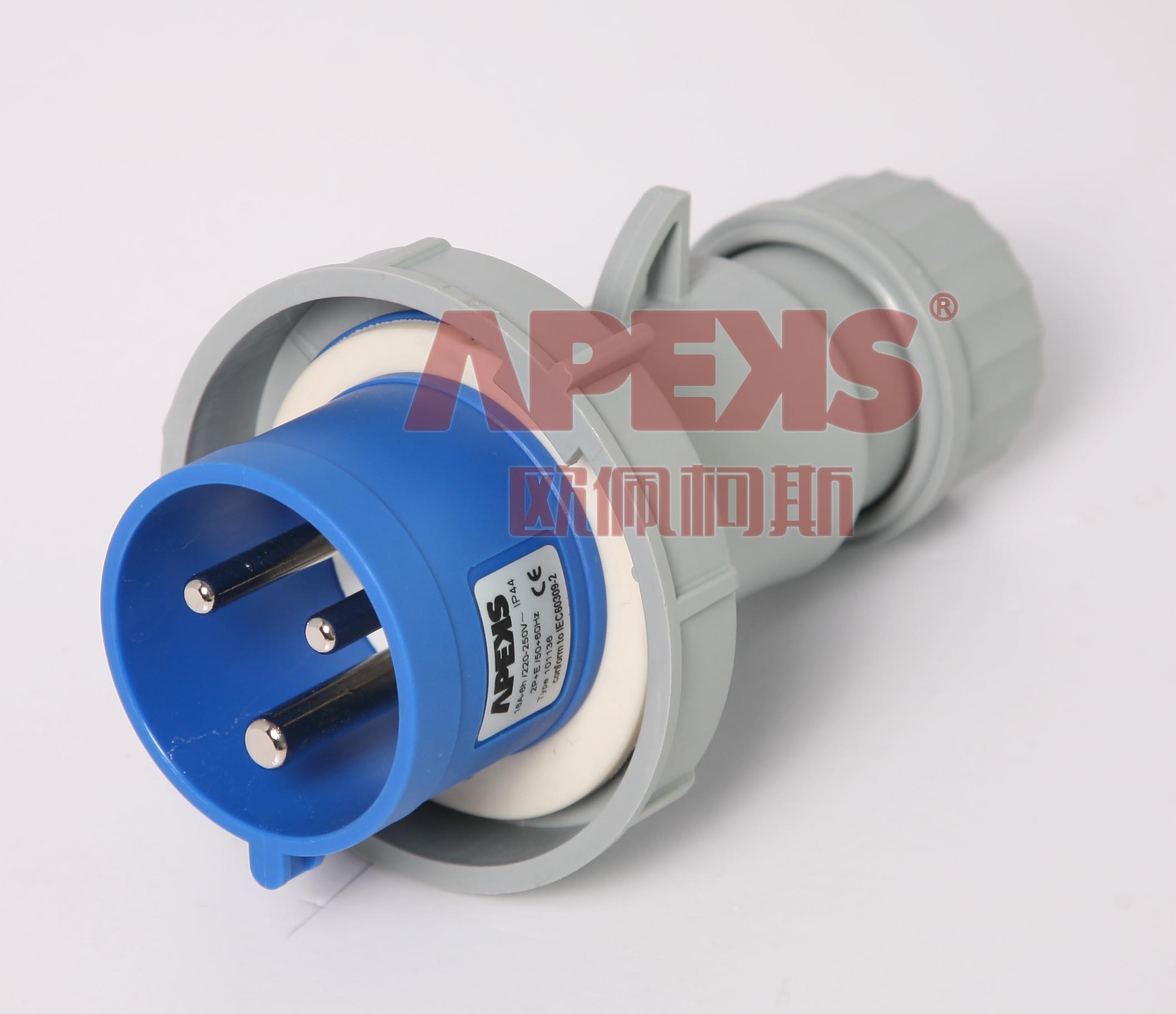 Industrial Plug Cee Plug IP44 Plug IP67 Plug