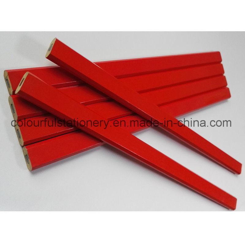 OEM Available Octagonal Shape Carpenter Pencil