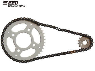 High Quality Motorcycle Steel Chain Sprocket