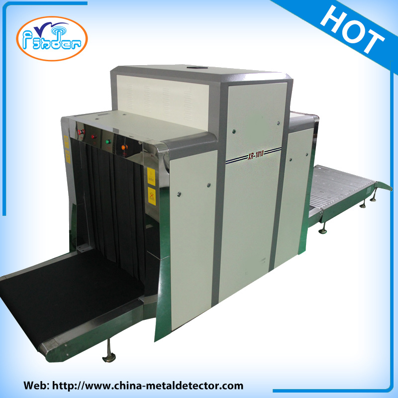 1 Meter by 1 Meter Tunnel X-ray Baggage Luggage Scanner