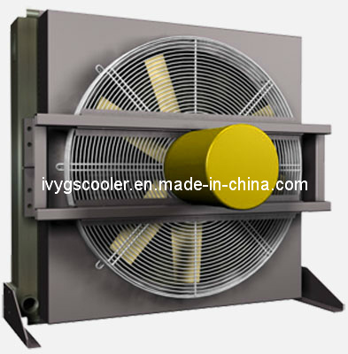 Aluminium Plate Bar Heat Exchanger