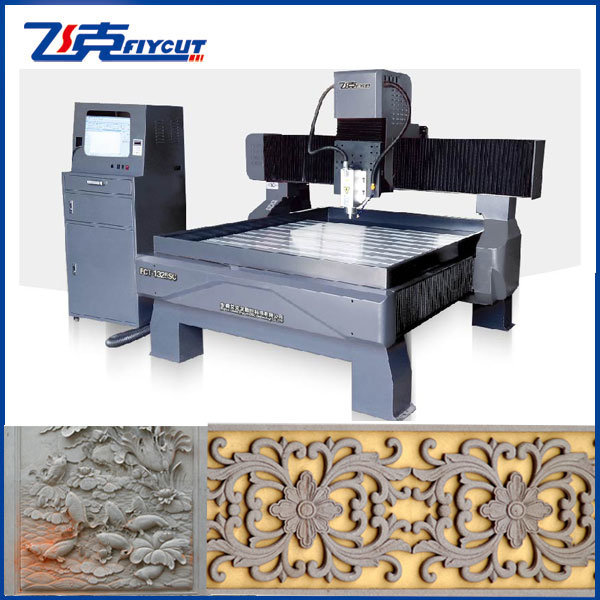 Waterjet Engraving Machine Stone 3D CNC Router for Marble, Ceramic, Granite, Stone
