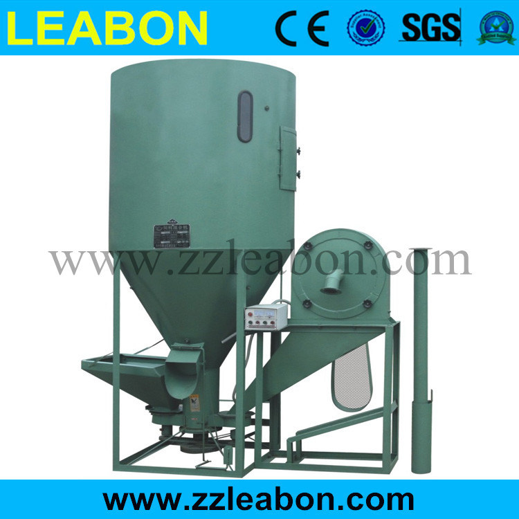 Electric Animal Feed Grinder Mixer for Sale