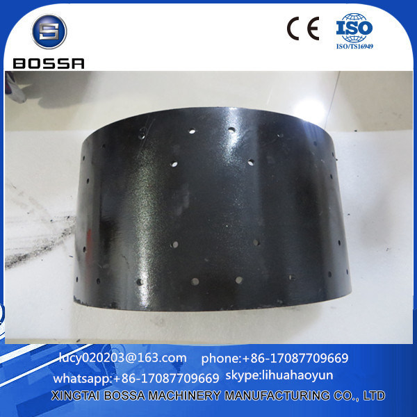 Casting Brake Part Brake Shoe for Benz Truck