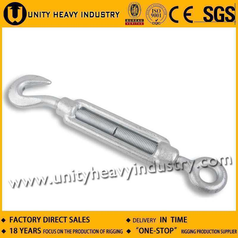 Turnbuckle DIN 1480 Carbon Steel Turnbuckle