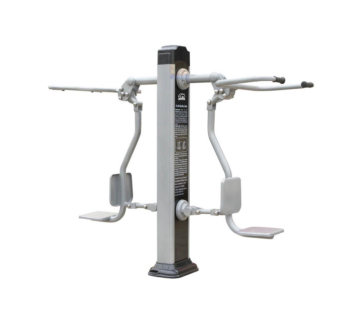 Landscape Fitness (Umbrella Structure) - Pull Chairs (JMA-09)
