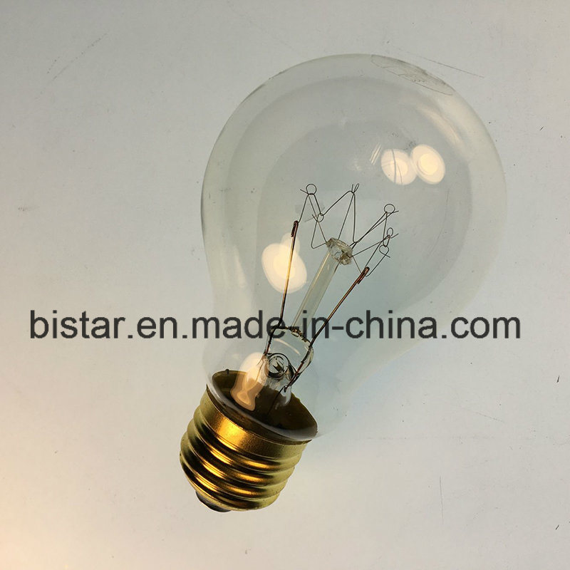 Rough Service Lamp Reinforce Incandescent Lamp GLS 60W E27