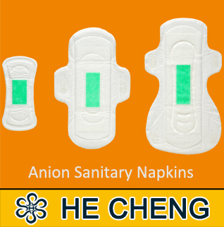 Economic Turkey Style Disposable Lady Sanitary Napkins (SNS-01)