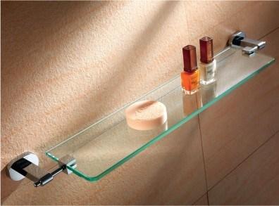 Bathroom Fittings Series Glass Shelf (PJ17)