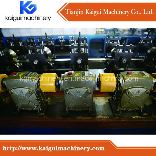 Automatic T Grid Roll Forming Machine with Real Factory