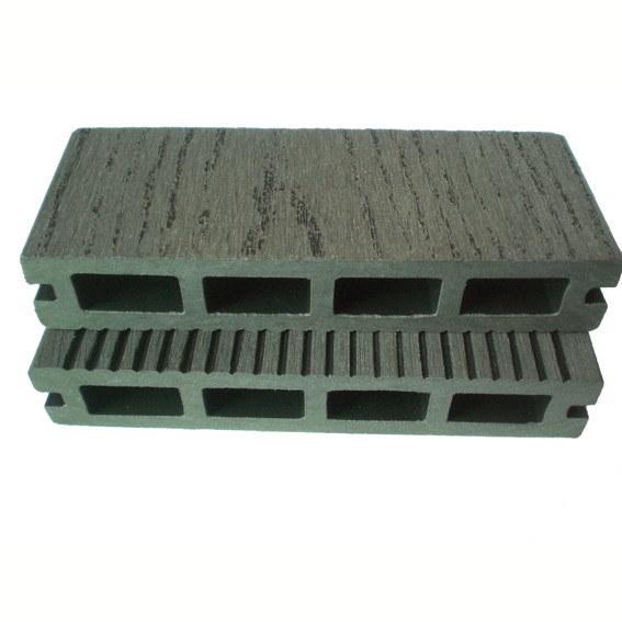 China Outdoor Wood Plastic Composite Flooring WPC Flooring Manufacturer