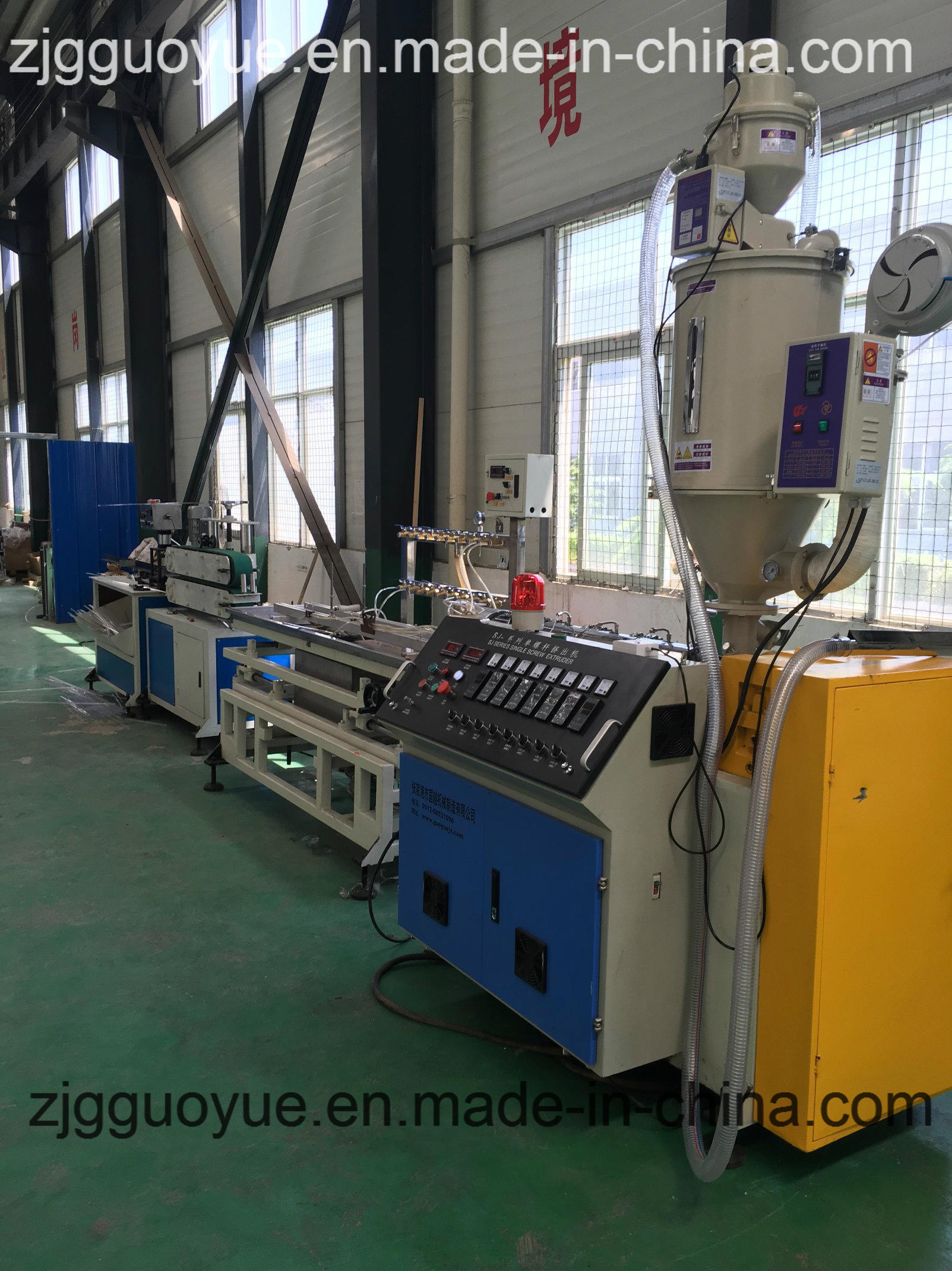 Insulation PA6 Nylon Rod Production Machine