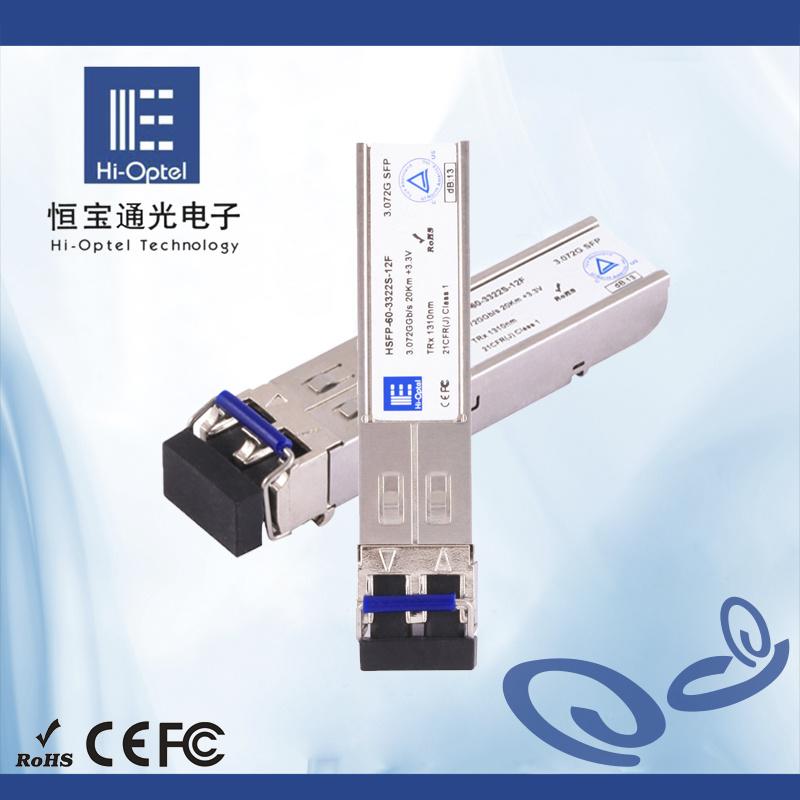 SFP Transceiver Module Optical Module Transceiver 155m~10GB/S