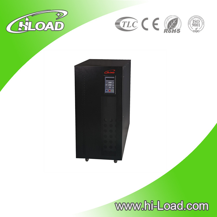 220/110VAC Output Single Phase 15kVA Online UPS
