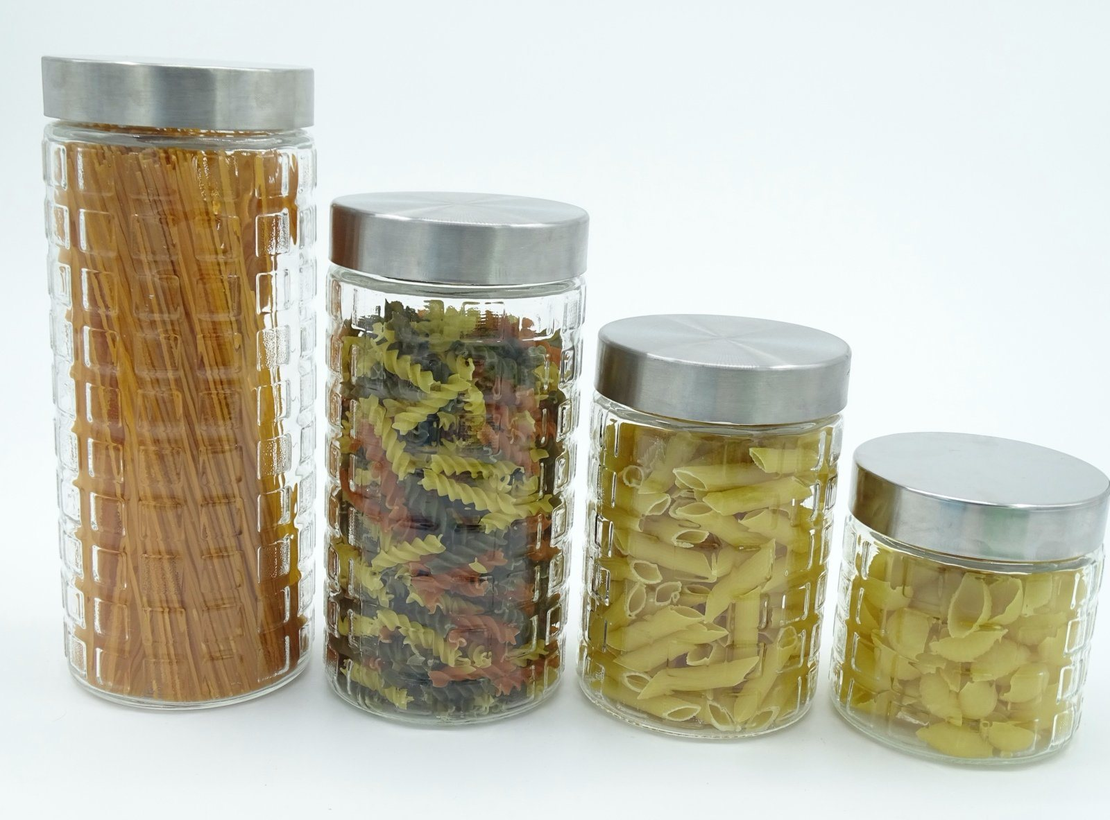 Screw Top Food Storage Containers