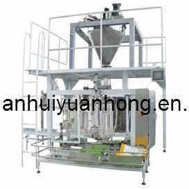 Automatic Bag Filling and Bagging Machine