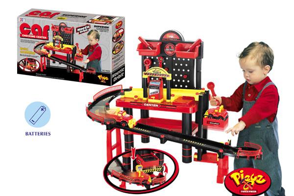 China children toy set boy toy b o car checking center for Kitchen set zabawka