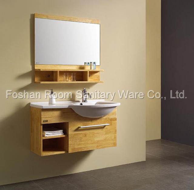 china solid wood bathroom cabinet tc3705 china