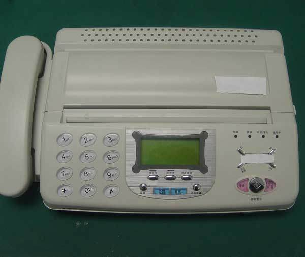 wireless fax machine