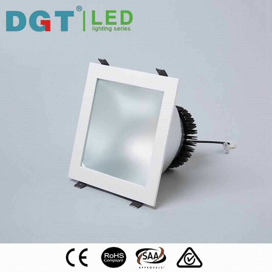 High CRI 5W Commercial Lighting Dimmable COB LED Downlight