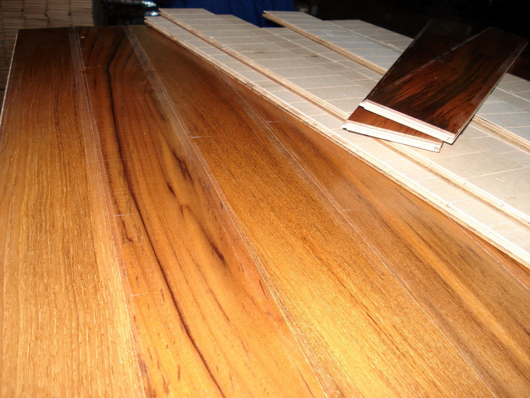 Very Impressive portraiture of China Teak Engineered Wood Floor Photos & Pictures Made in china.com with #C77204 color and 1050x788 pixels