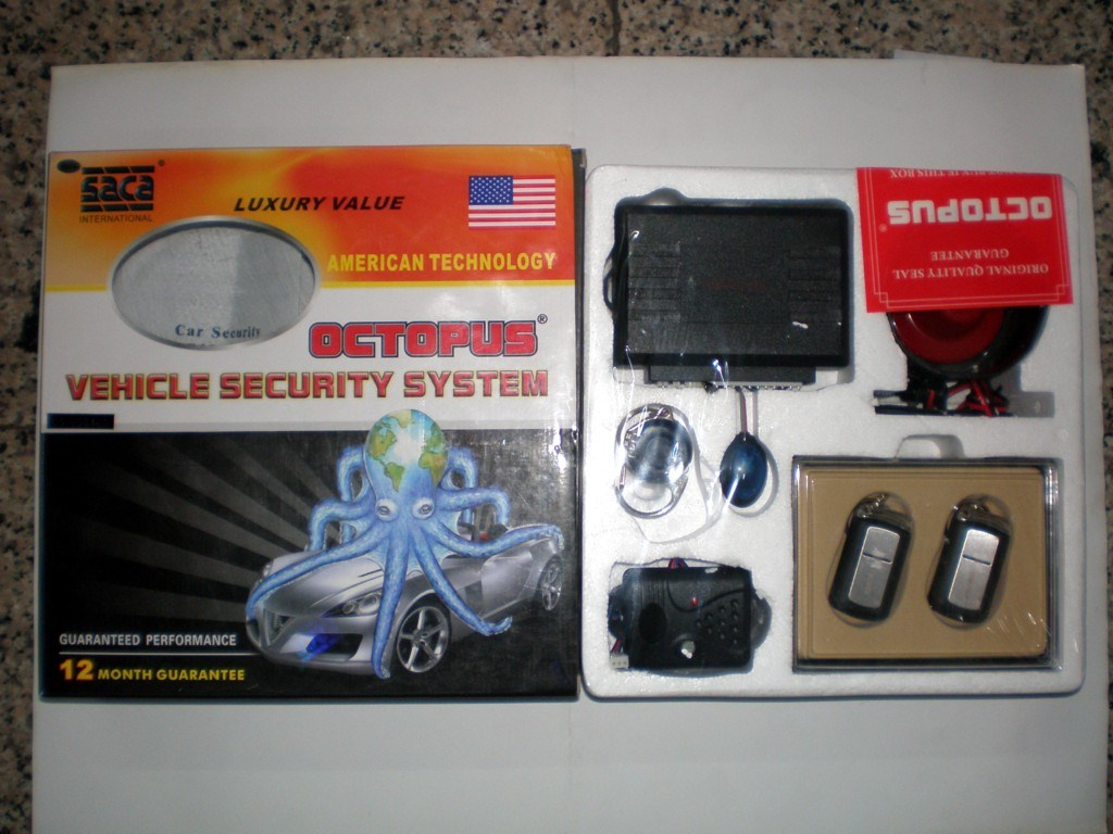 vehicle security system Page 1 - a777, a20, g777, g27 vehicle security system product manual.