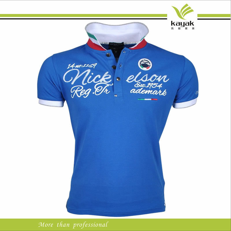 China club racing printing polo t shirt racing polo shirt for Polo shirts for printing
