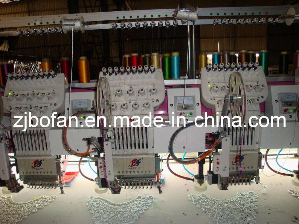 Laser Cutting Embroidery Machine