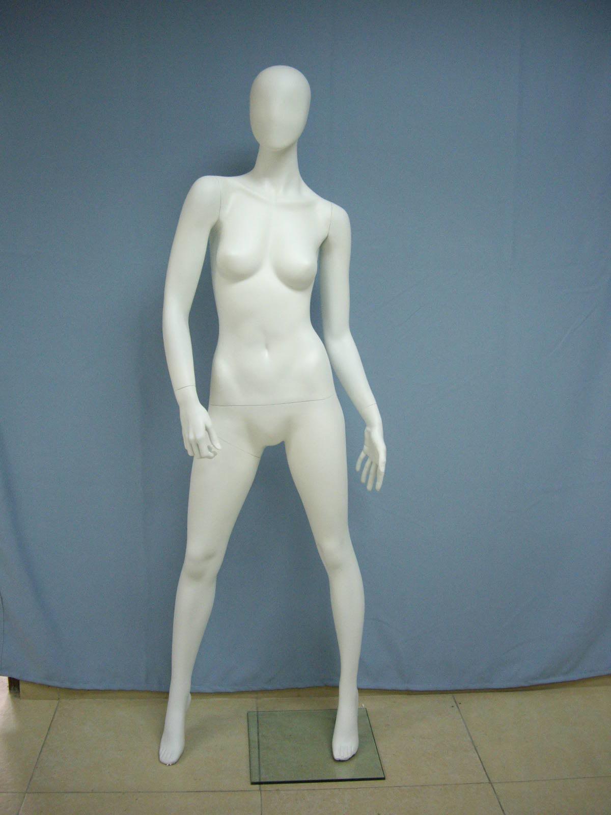 Faceless Mannequin Head Faceless Mannequin