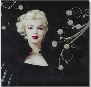 Oil Painting for Marilyn Monroe (SP09011)