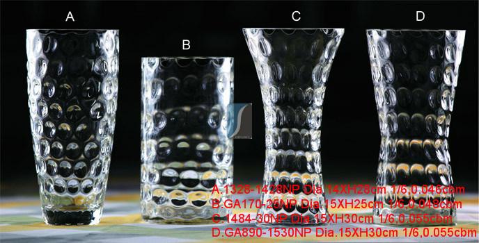 Glass Vase (1328-1428)