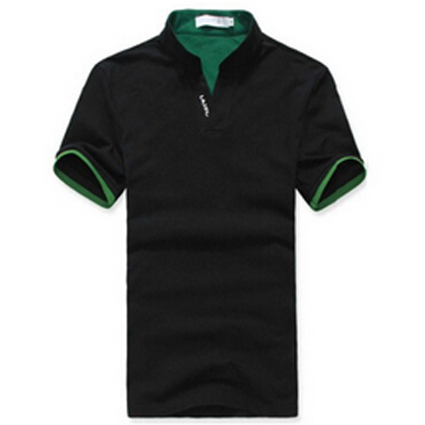 New Fashion Style Custom Made Embroidered High Quality Polo Shirt