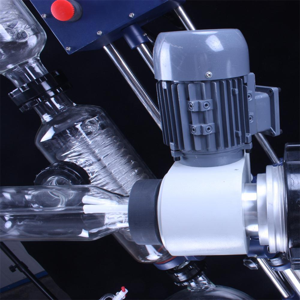 R2003ke Vacuum Film Rotary Evaporator with Heating Bath