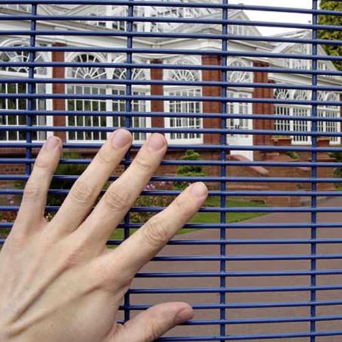 China Manufacturer PVC Coated 358 Mesh Fence (358MF)