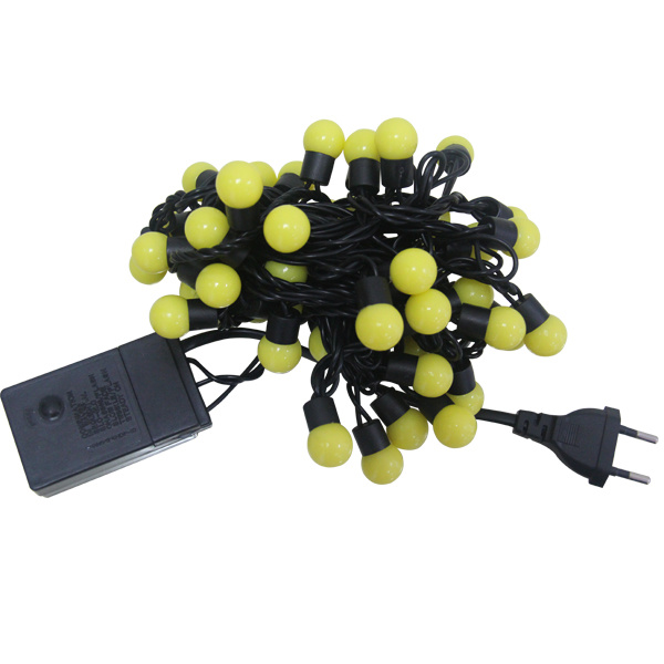 Christmas Decorations LED Ball String Light with Different Colors