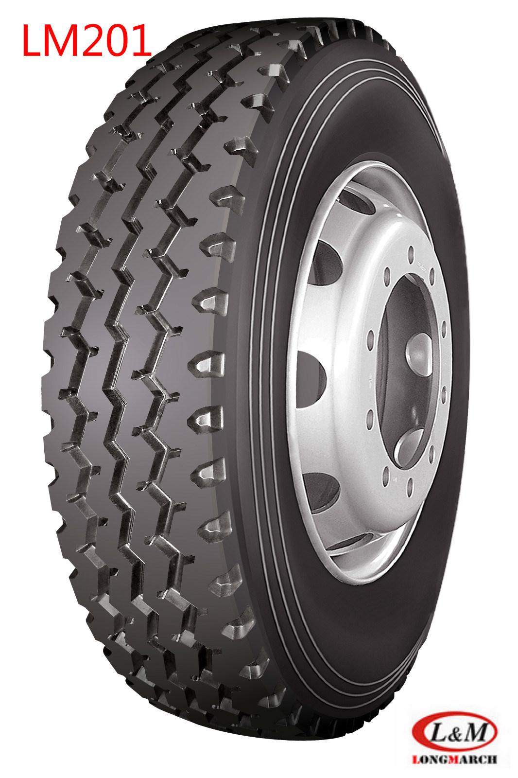 Longmarch TBR Heavy Duty All Position Radial Truck Tire (LM201)