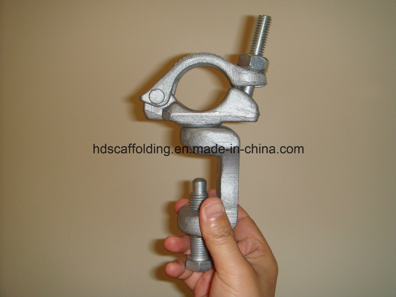 Scaffolding Forged Swivel Girder Coupler