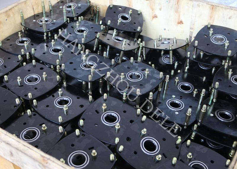 De 1 Ton Type of Chain Block Construction Device
